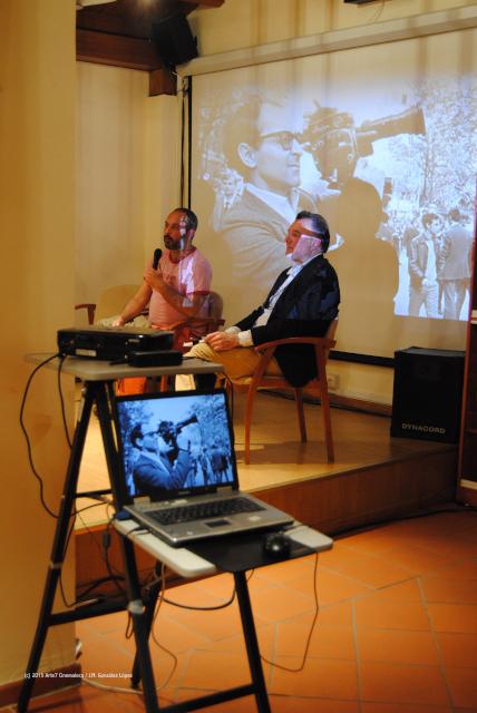 Festival Primavera Cinemística 2015. Seminario Val del Omar