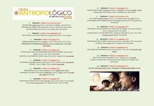 programa de mano OTOÑO ANTROPOLOGICO para el blog EN IMAGEN