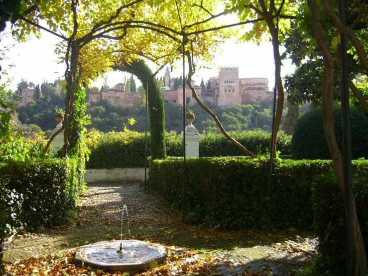 Alhambra y CV