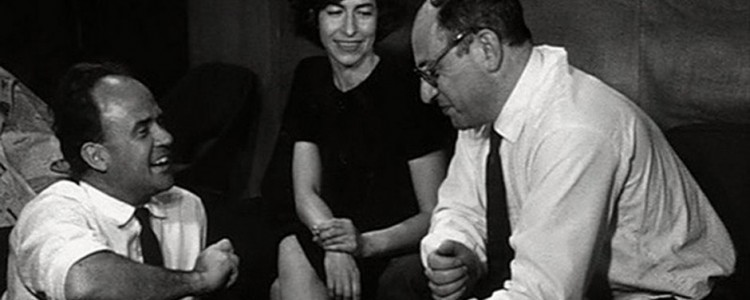 Jean Rouch & Edgar Morin