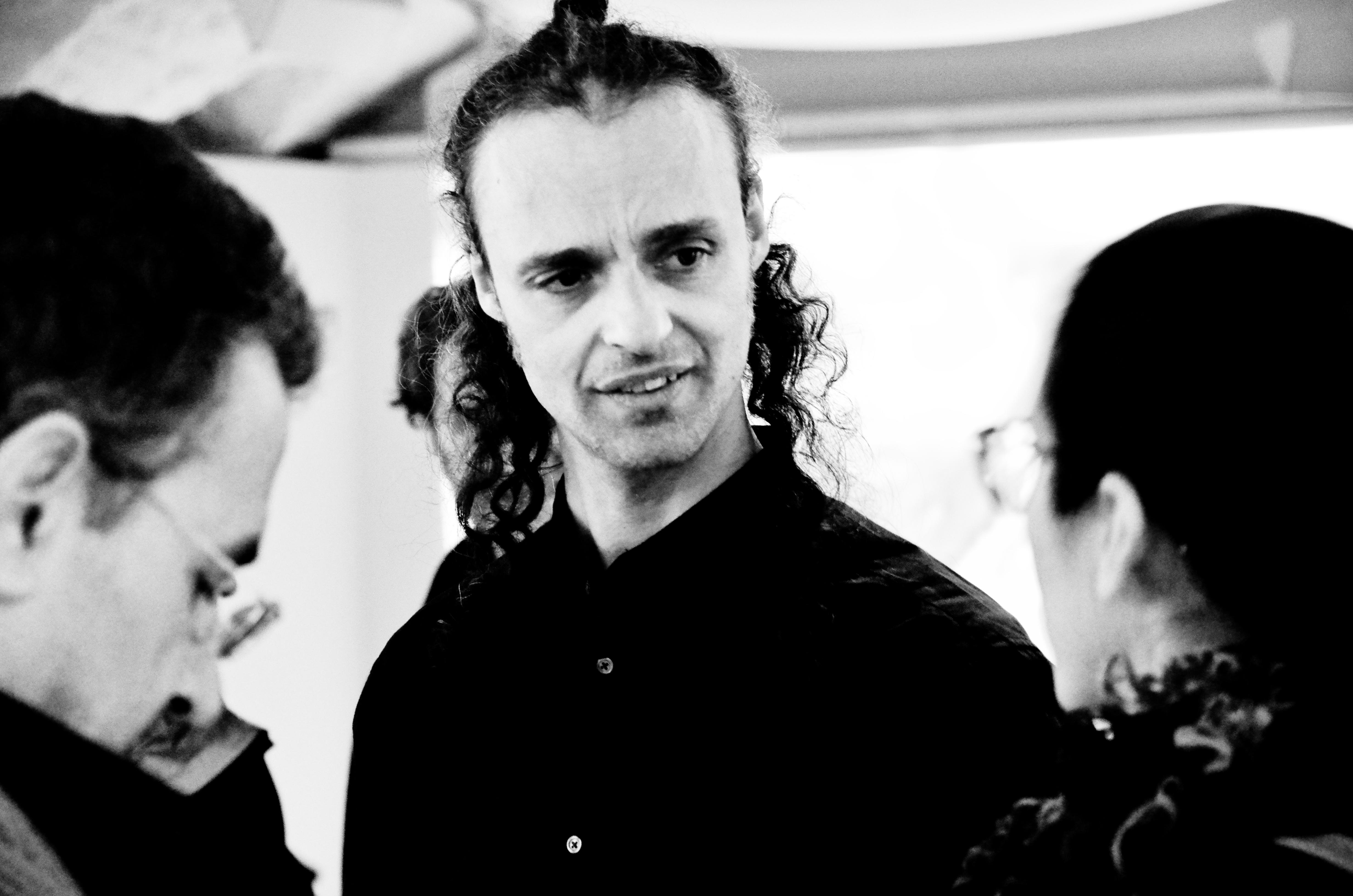 Antonio Mezcua acting
