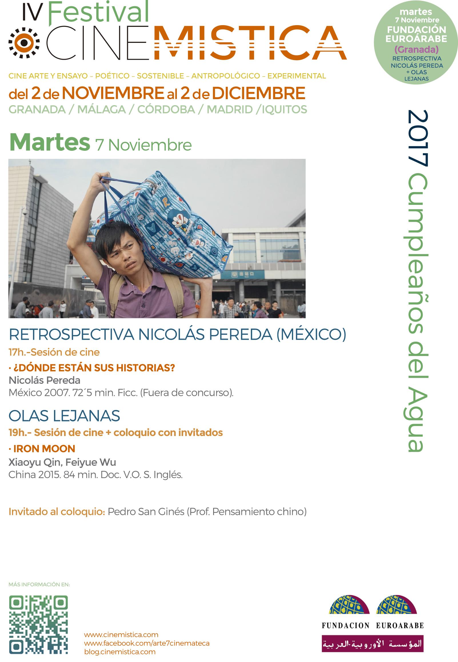 6. Programa Martes 7. Granada