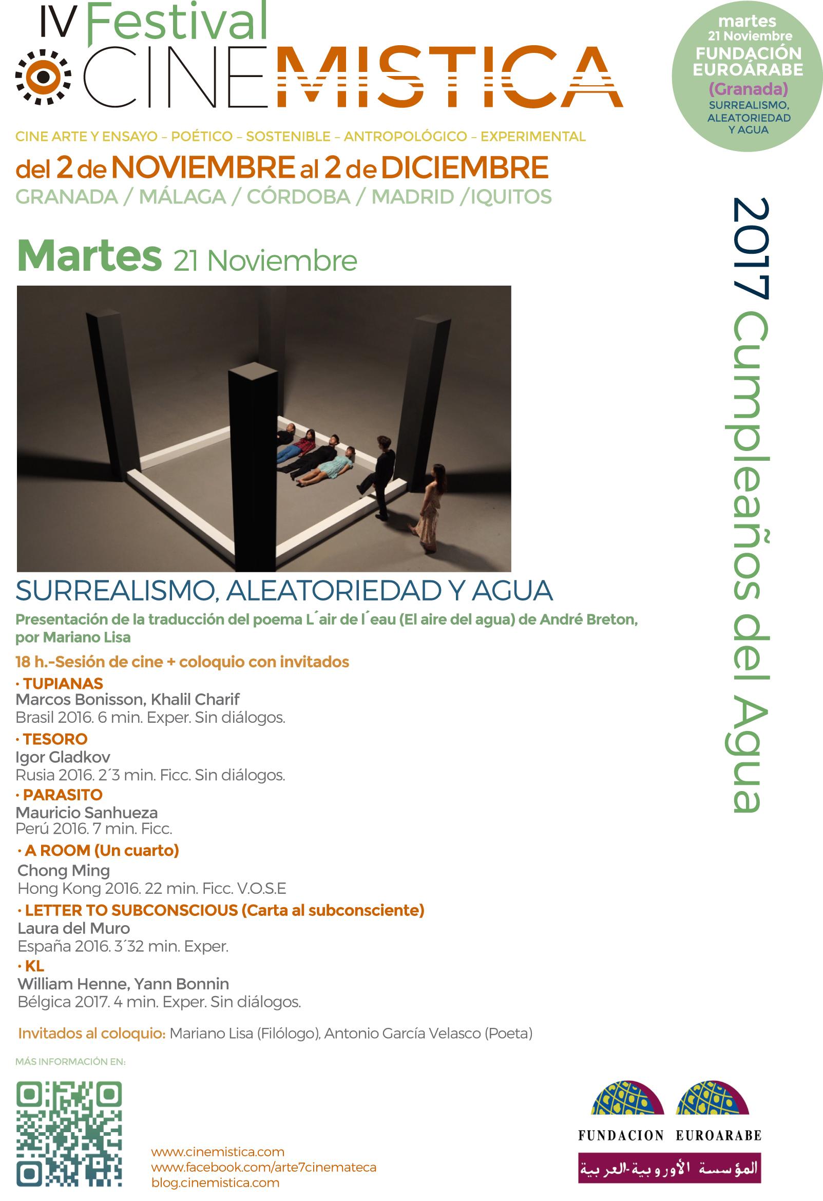 19. Programa Martes 21. Fund Euroarabe
