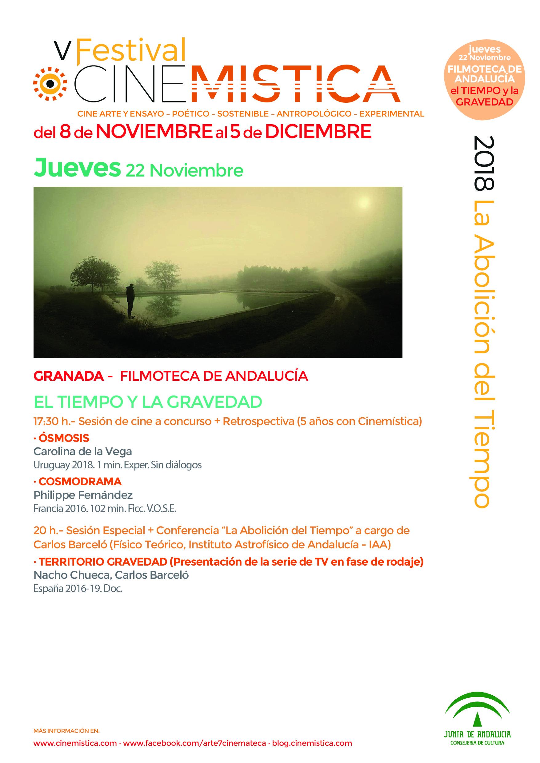 Programa 22 noviembre